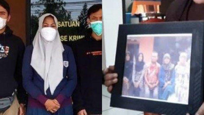Petunjuk Baru Pelaku Pembunuhan Ibu dan Anak di Subang, Bercak Merah di Papan Penggilasan