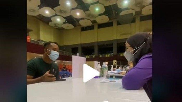 Kisah Haru Istri Suntik Vaksin Suami, Tak Lama Kemudian Meninggal Dunia, Ini Penyebabnya