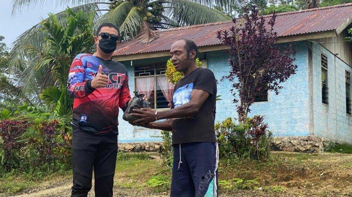 Catatan Perjalanan touring dari Timur Indonesia bagi sembako