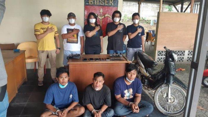 Tok Saimin Senang Motornya yang Hilang Dicuri di Pemali Ditemukan Polisi, Padahal Ia Tak Melapor