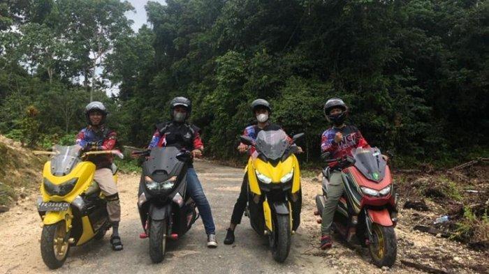 Catatan Perjalanan Ujung Timur Indonesia, All New NMAX Hadirkan Rasa Nyaman Selama Berkendara