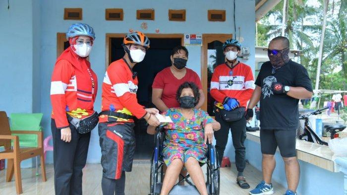InTeam Bersama Bupati Bangka Mulkan Ajak Masyarakat Tingkatkan Imunitas dengan Olahraga