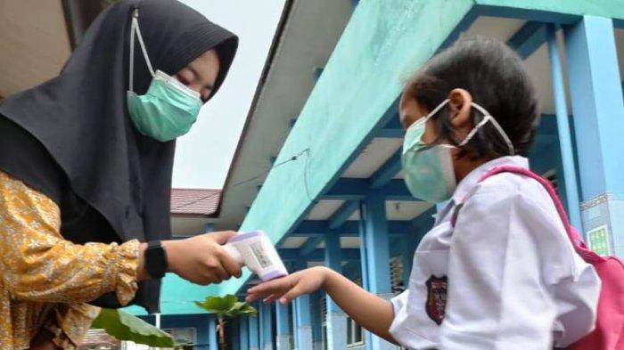 Satgas Covid-19 di Sekolah Pastikan Protokol Kesehatan dan Vaksinasi Pelajar Terus Berjalan