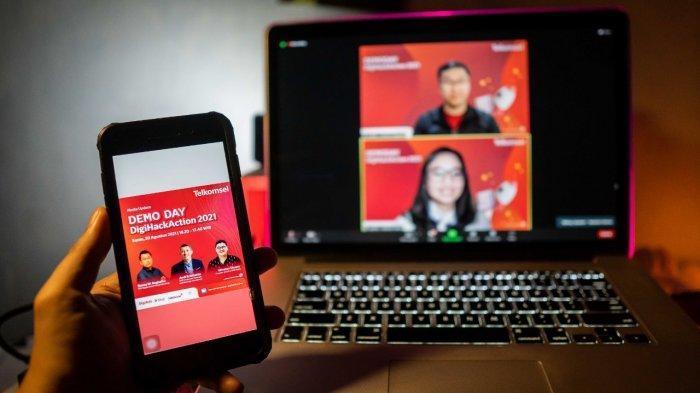 Telkomsel DigiHackAction Umumkan 3 Ide Terbaik Solusi Masa Depan Periklanan Digital