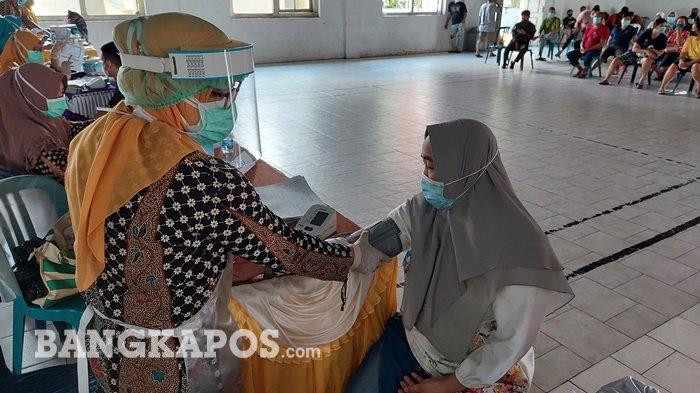 Dinas Kesehatan Bangka Selatan Siapkan Gerai Bagi Warga Demi Tingkatkan Angka Vaksinasi Covid-19
