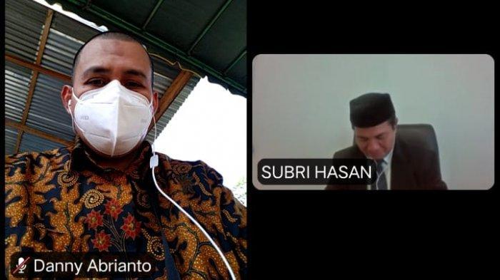 Subri Hasan Menambah Deretan Dosen IAIN SAS Babel Bergelar Doktor