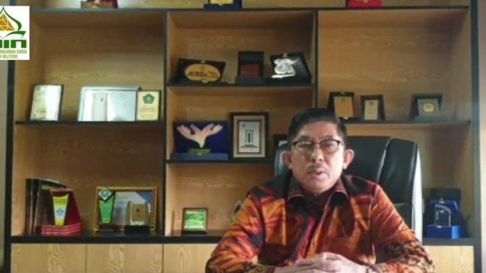 Di Tengah Pandemi Covid-19, IAIN SAS Bangka Belitung Tambah Lima Doktor Baru
