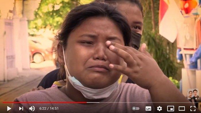 Ibu Ini Mau Minjam Uang untuk Beli Susu Anaknya, Malah Ketemu Baim Wong di Jalan