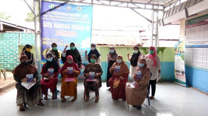 Target 852 Orang, Baru 91 Ibu Hamil di Bangka Selatan yang Telah Divaksin Covid-19