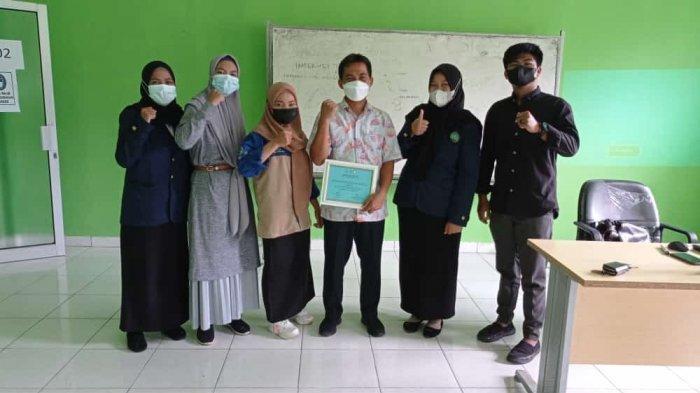 Dema FSEI IAIN SAS Bangka Belitung Adakan Pelatihan Penulisan Jurnal Online bagi Mahasiswa