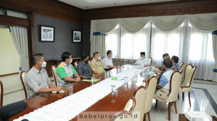 4 Perusahan Sawit Kumpul Bahas Hilirisasi, Gubernur: Kita Berupaya Bisnis Kelapa Sawit Lebih Mantap