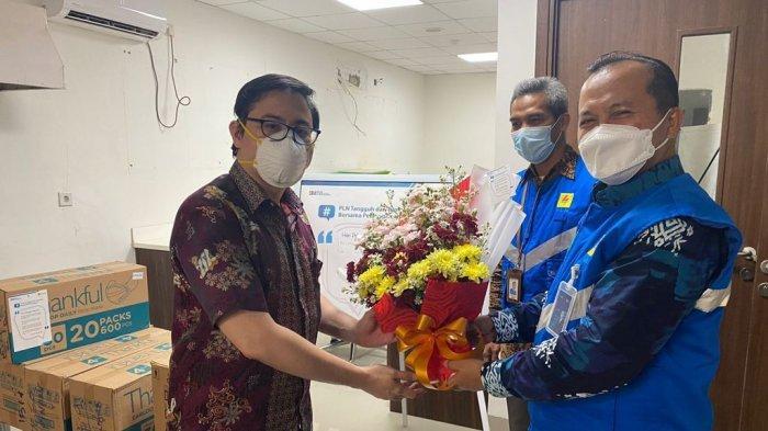 Hari Pelanggan Nasional, PLN Sapa Rumah Sakit di Bangka Belitung