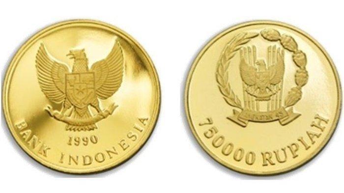 Penjelasan Resmi BI, Ini Daftar Uang Logam Emas dan Perak yang Bisa Ditukar hingga Rp750 Ribu