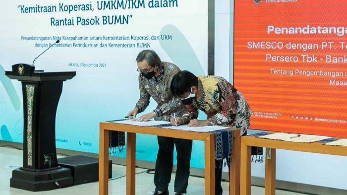 Telkomsel dan SMESCO Indonesia Jalin Kolaborasi Strategis untuk Percepat Transformasi Digital UKM