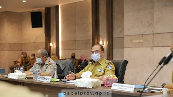 Gubernur Erzaldi Menegaskan Sertifikat Atas Hak Tanah Beri Kepastian Investasi di Babel