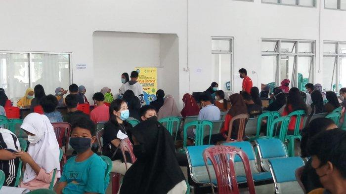 Hasil Swab 89 Pelajar Terbukti Positif, Pelaksanaan Vaksinasi di Kabupaten Bangka Ditunda