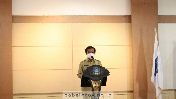Wagub Abdul Fatah Lepas 18 Calon Praja IPDN Tahun 2021 Asal Bangka Belitung ke Jatinangor