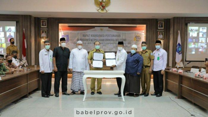 Gubernur Bangka Belitung Ingatkan Pentingnya Bimbingan Pra Nikah untuk Membentuk Generasi Islami