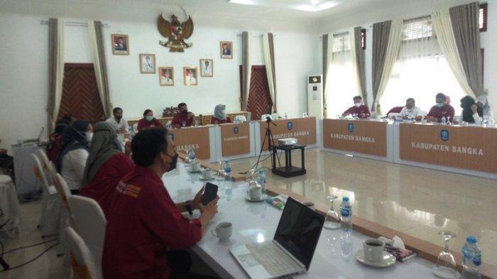 Pemkab Bangka Andalkan 4 Inovasi untuk Berkompetisi di KIPP Provinsi Bangka Belitung 2021