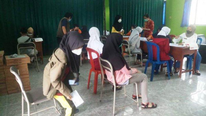 10.304 Pelajar di Kabupaten Bangka Telah Divaksin
