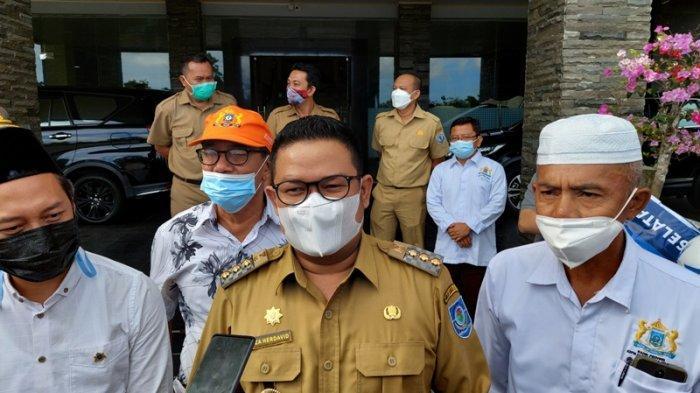 Bupati Riza Minta Semua Sektor Berkomitmen Tekan Stunting di Bangka Selatan