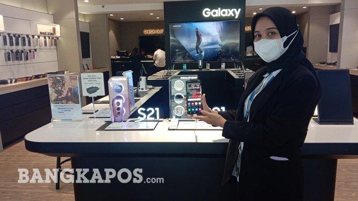 Mau Cari Handphone Samsung Galaxy di Pangkalpinang? Yuk Disimak Ini Harganya, Mulai Rp1 Juta-an