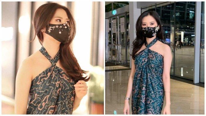 Move On dari Kaesang Pangarep, Begini Pembalasan Felicia Tissue yang Aura Cantiknya Kian Mempesona