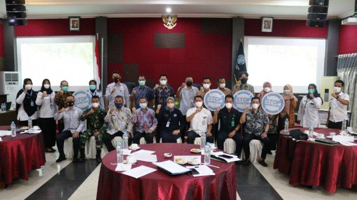 Hasil Survei LIPI Sebut Kabupaten Bangka Berstatus Tak Tanggap Menghadapi Penyalahgunaan Narkoba