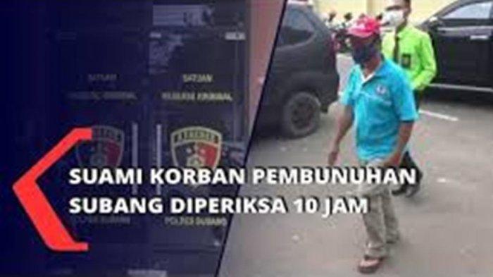 Fakta Baru Kasus Ibu & Anak Tewas di Subang, Wanita Misterius Tertangkap CCTV Buang Bungkusan Hitam