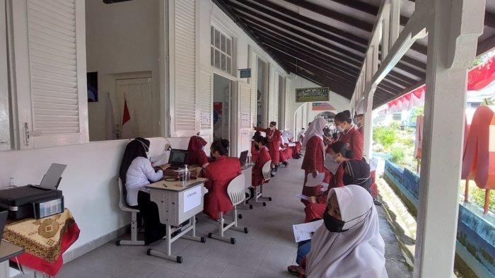 Vaksin Covid-19 Gratis Bersama Honda Bangka Belitung Peduli