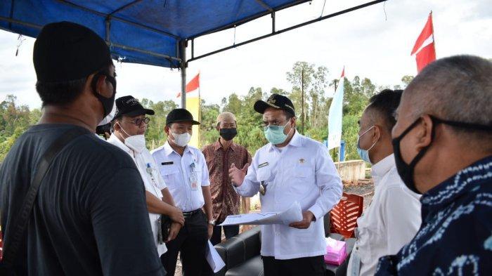 Gubernur Babel Tindak Lanjuti Keluhan Petani Sawit, Dinas Pertanian Diminta Langsung ke Lapangan