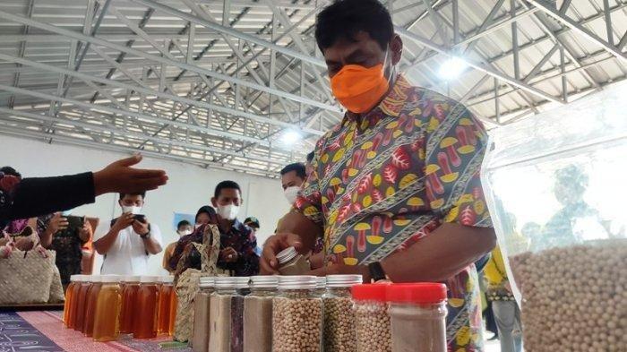 Pelepasan Pengiriman Lada Koperasi Plasma Kacang Butor,  Fokus Tingkatkan Produksi dan Mutu