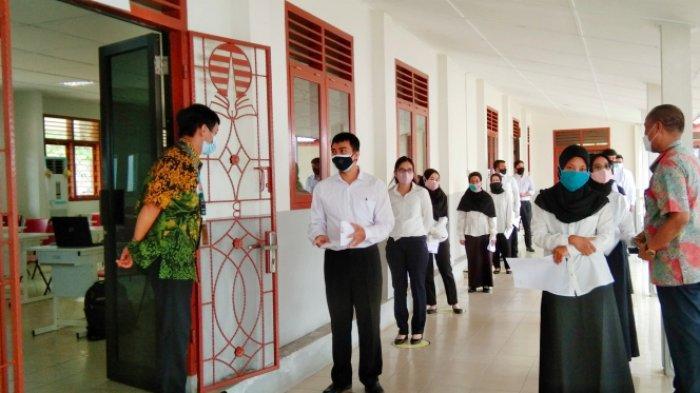 Dokumen dan Hal-hal yang Harus Dipersiapkan Peserta Sebelum Mengikuti Tes SKD CPNS