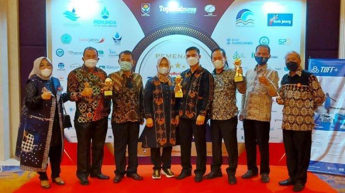 Kabupaten Bangka Raih 79 Penghargaan Dalam Tiga Tahun Kepemimpinan Mulkan-Syahbudin