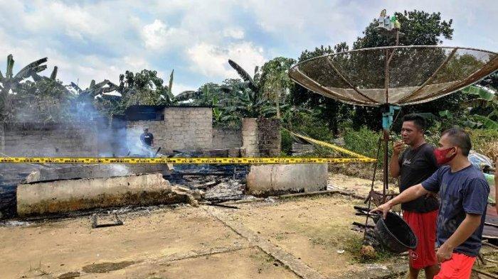 Tetangga Teriak Panggil Warga Lihat Api di Rumah Sumardi, Tak Ada yang Bisa Diselamatkan