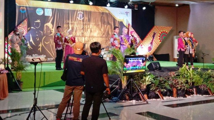 Radmida Ajak Semua Peserta Pemilihan Duta Wisata Pangkalpinang Berkomitmen Majukan Pariwisata