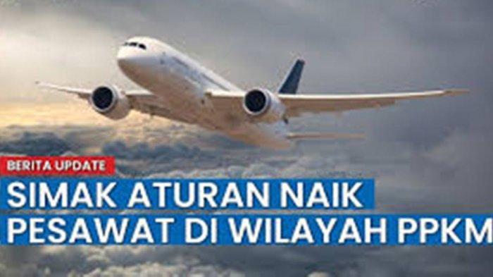 PPKM 14-20 September, Ini Syarat Naik Pesawat Terbaru 4 Maskapai Penerbangan di Jawa dan Bali