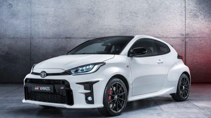 Toyota GR Yaris Dibanderol Rp750 Juta