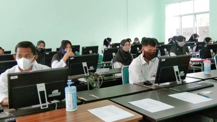 Seleksi CPPPK di Pangkalpinang Molor Dua Jam Akibat masalah Jaringan, Peserta Kecewa