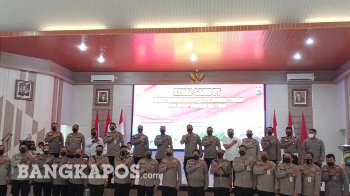 Dua Tahun Kurang Tiga Hari, AKBP Slamet Jabat Kapolres Bangka Tengah, Sukses Kawal Agenda Nasional