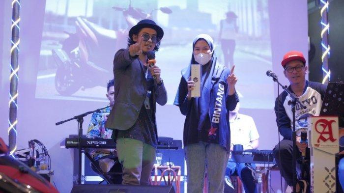 PT Asia Surya Perkasa Perkenalkan Honda Vario di Black Jack Caffe Sungailiat