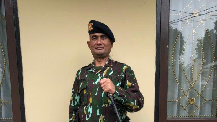 Kombes Pol Nazaluddin, Tiga Kali Jabat Dansat Brimob, Mulai dari Maluku, Riau dan Ketiga Polda Babel