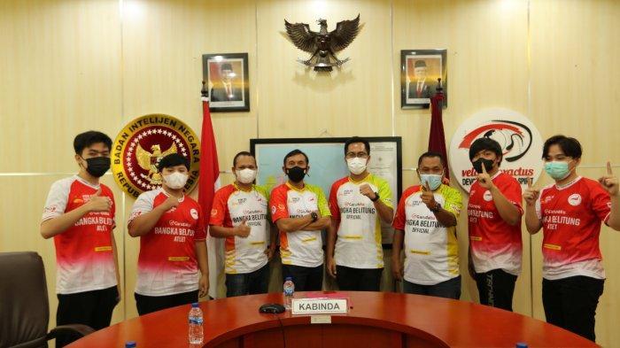 Atlet Tim FF Bangka Belitung Berhasil Lolos Bertanding ke PON Papua, Optimis Bawa Pulang Medali