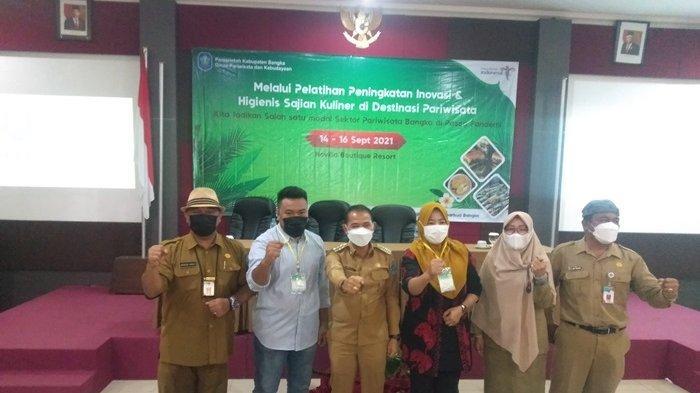 Dinparbud Kabupaten Bangka Datangkan Juara MasterChef Indonesia untuk Berikan Pelatihan Kuliner