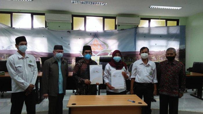 Fakultas Tarbiyah IAIN SAS Babel Jalin Kerja sama dengan FITK UIN Raden Fatah Palembang