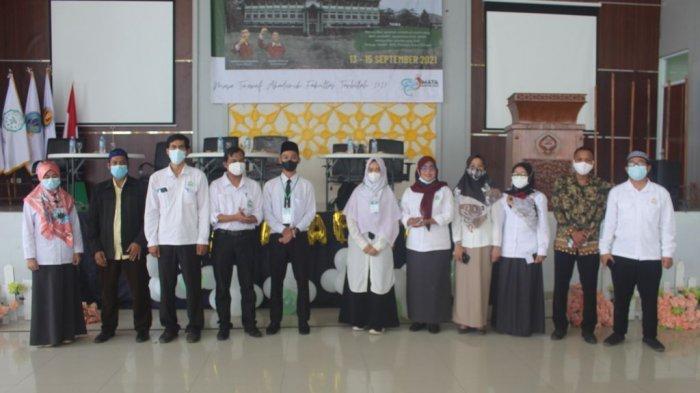 Fakultas Tarbiyah IAIN SAS Bangka Belitung Laksanakan Masa Ta'aruf Sesuai Protokol Covid-19