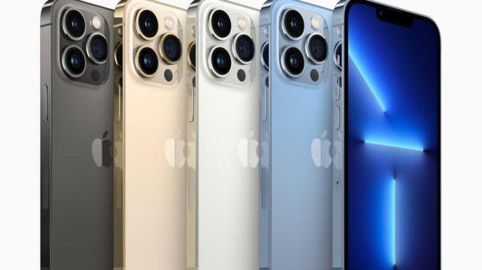 Cek di Sini Harga iPhone 13, iPhone 13 Mini, iPhone 13 Pro dan iPhone 13 Pro Max