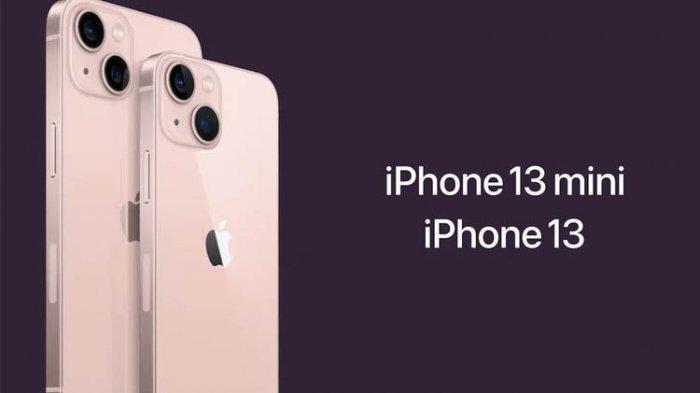 4 Model iPhone Terbaru Lengkap Harga iPhone 13, iPhone 13 Mini, iPhone 13 Pro, iPhone 13 Pro Max