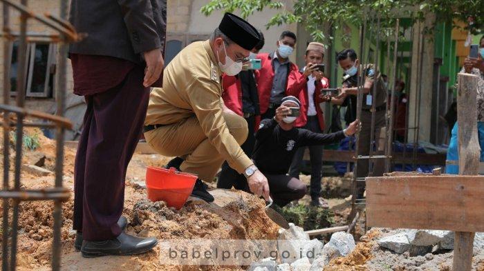 Gubernur Babel Nilai Pesantren Sebagai Tonggak Kejayaan Peradaban Islam di Bumi Serumpun Sebalai
