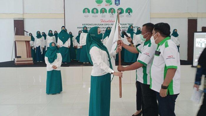 Venny Resmi Jabat Ketua DPD Perempuan Tani Bangka Belitung Periode 2021-2026